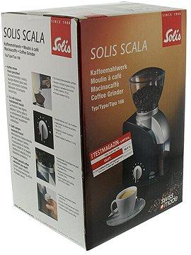 Solis Scala fekete Kávédaráló | Alza.hu