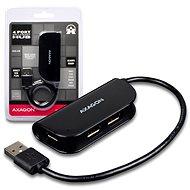 AXAGON HUE-X4B READY fekete - USB Hub