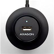 AXAGON HUE-X6GB OTG fekete - USB Hub