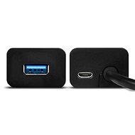 AXAGON HUE-S2B 4 portos USB 3.0 TÖLTŐ hub - USB Hub