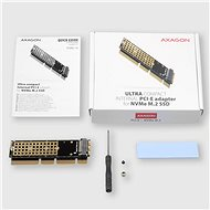 AXAGON PCEM2-1U - Adapter