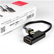 AXAGON RVD-HI Mini DisplayPort -> HDMI - Átalakító