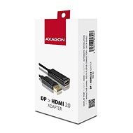 AXAGON RVD-HI2 DisplayPort - HDMI 2.0 - Átalakító