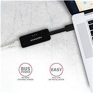 AXAGON ADE-XR - Hálózati kártya