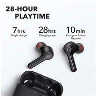 Anker Soundcore Liberty Air 2 fekete - Vezeték nélküli fül-/fejhallgató