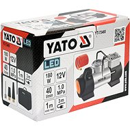YATO kompresszor LED lámpával 180W - Kompresszor