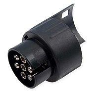 COMPASS csatlakozó adapter, 13/7 pólusú - Vonóhorog csatlakozó átalakító
