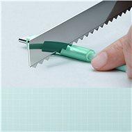Baseus Silica Gel Cable USB to Type-C (USB-C) 1m Green - Adatkábel