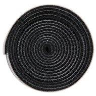 Baseus Rainbow Circle Velcro Straps 3m Black - Kábelrendező
