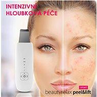 BeautyRelax Peel&lift intelligens, ultrahangos spatula - Ultrahangos bőrtisztító