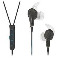 BOSE QuietComfort 20 iOS fekete/kék - Fej-/fülhallgató