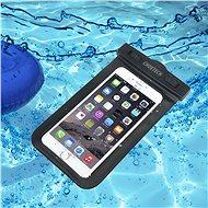 ChoeTech Waterproof Bag for Smartphones Black - Mobiltelefon tok
