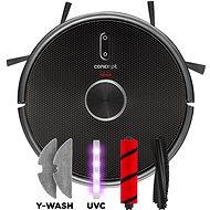 CONCEPT VR3210 3 az 1-ben Laser UVC 3300 Pa Szívóteljesítmény - Robotporszívó