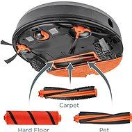 Concept VR2110 2 az 1-ben RoboCross Gyro - Robotporszívó