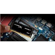HyperX SO-DIMM 32GB DDR4 2666MHz CL16 Impact - Rendszermemória