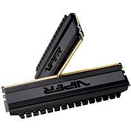 Patriot Viper 4 Blackout Series 64GB KIT DDR4 3200MHz CL16 - Rendszermemória