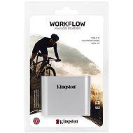 Kingston Workflow micro SD Reader - Kártyaolvasó