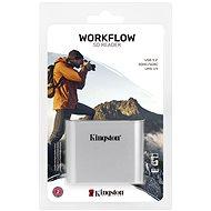 Kingston Workflow SD Reader - Kártyaolvasó