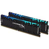 HyperX 32GB Kit DDR4 3200MHz CL16 XMP RGB Predator - RAM memória