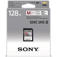 Sony SDXC 128GB Class 10 Pro UHS-II 260MB/s - Memóriakártya