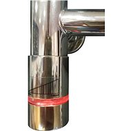 ELNA 9 - rozsdamentes acél - Hősugárzó