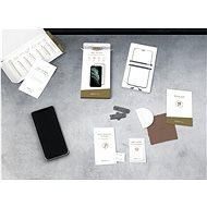 Epico 3D+ Glass Motorola Edge Plus - fekete - Képernyővédő
