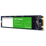 WD Green 3D NAND SSD 120GB M.2 - SSD meghajtó