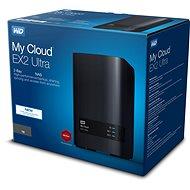 WD My Cloud EX2 Ultra 16TB (2x 8TB) - Adattároló