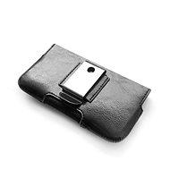FIXED Sarif fekvő XL fekete - Mobiltelefon tok