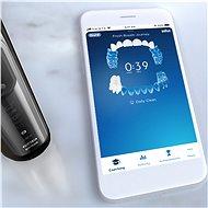 Oral-B Genius X Anthracite Grey Luxe kiadás mesterséges intelligenciával - Elektromos fogkefe