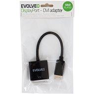 EVOLVEO DisplayPort - DVI adapter - Átalakító