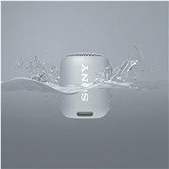 Sony SRS-XB12, szürke - Bluetooth hangszóró