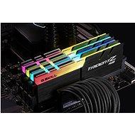 G.SKILL 32GB KIT DDR4 3200MHz CL15 Trident Z RGB - RAM memória