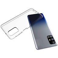 Hishell TPU a Samsung Galaxy M31s  készülékhez átlátszó - Telefon hátlap