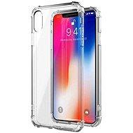 Hishell TPU Shockproof tok Samsung Galaxy S20 készülékhez - átlátszó - Telefon hátlap