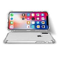 Hishell TPU Shockproof tok Xiaomi Mi Note 10 / 10 Pro készülékhez - átlátszó - Telefon hátlap