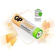GP Super alkáli LR6 (AA) 6 + 2 db bliszter - Eldobható elem
