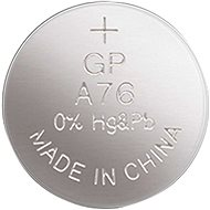 GP LR44 (A76), alkáli, 5 db buborékcsomagolásban - Gombelem