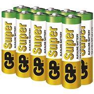 GP Super Alkaline LR6 (AA) 10 db buborékfóliában - Eldobható elem