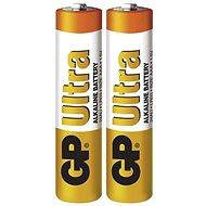 GP Ultra Alkaline LR03 (AAA) 4 db elem - Eldobható elem