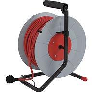 Emos hosszabbító kábel 4 aljzatot 50 m bubnu- - Hosszabbító kábel