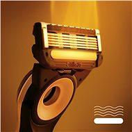 GILLETTE Labs Heated 8 db - Férfi borotvabetét