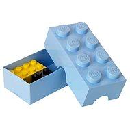 LEGO Box uzsonnás doboz, világoskék - Uzsonnás doboz