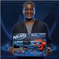 Nerf Elite Commander RD-6 - Játékfegyver