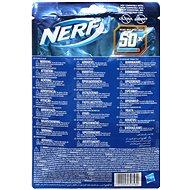 Nerf Elite 2.0 50 tartalék lövedék - Kiegészítők Nerf pisztolyhoz