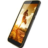 Blackview GBV5500 Pro, sárga - Mobiltelefon