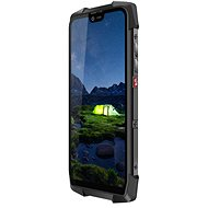 Blackview GBV9700 Pro fekete - Mobiltelefon
