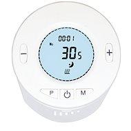 2x Immax NEO Smart termosztatikus fej Zigbee 3.0 + Smart NEO BRIDGE PRO v2 - Termosztátfej
