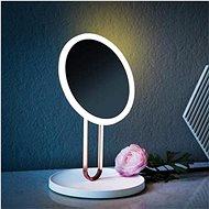 iMirror Balet, kozmetikai Make-Up tükör, tölthető, LED Line világítással, fehér - Sminktükör