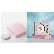 iMirror Fascinate, zseb kozmetikai make-up tükör LED világítással, rózsaszín - Sminktükör